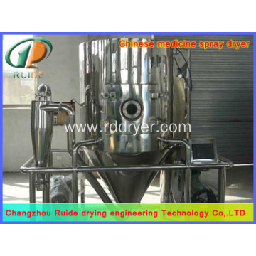Calcium nitrite spray drying tower