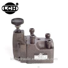 tipos de placa de função de válvulas hidráulicas