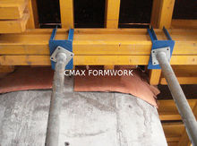 Simple Structure , Vertical Adjustable Prop Used In Slab Formwork System