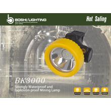 BK3000 Eclairage antidéflagrant étanche à LED, lampe industrielle à LED et lampe minière
