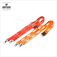 Customized High Quality Lanyards with Hook in The Both End