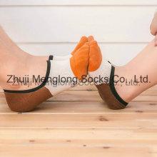 Pai filho estilo verão Cotton meias chão meias Inhouse meias