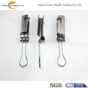 China Aluminum Drop Wire Clamp for Telecom Cable Manufacturers