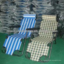 Portable liegen Stuhl, Schwerelosigkeit