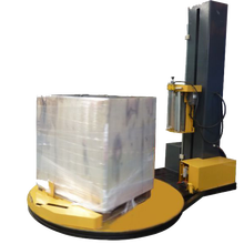 Dyehome auto pallet wrapping machine