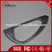Titanio curvado / mecanizado, 5axis titanio cnc piezas de mecanizado, cnc mecanizado de componentes y piezas de titanio