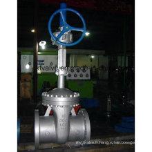 Grande soupape de porte RF en acier au carbone API600