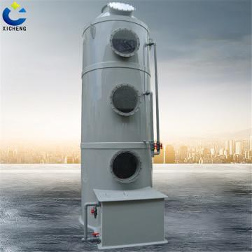 Équipement de traitement des gaz résiduaires ignifuge