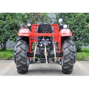 Pertanian 4WD 354 35HP Mini Farming Wheeled Tractor