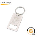 OEM Available High Quality Zinc Alloy Bottle Opener Keychain (Y03082)