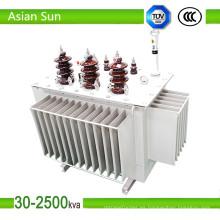 Transformador de aceite tipo transformador de voltaje para central hidroeléctrica