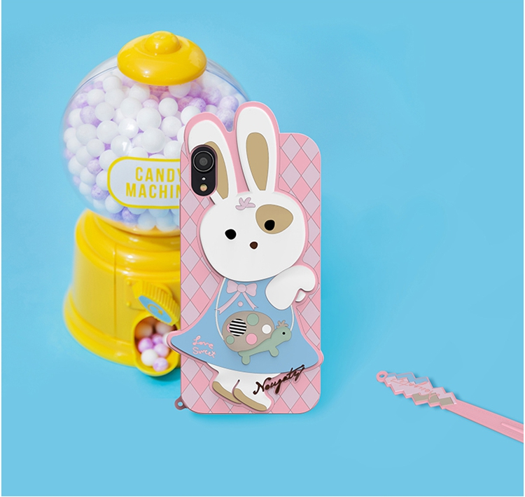 Portable Soft 3d Silicone Phone Case
