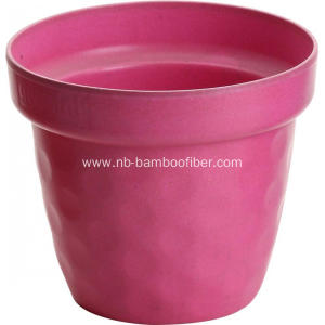 Hot Wider Mouth With Depress Dots Flower Pot