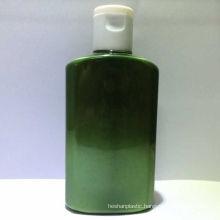 130ml Flat Pet Bottle Cosmetic Packaging