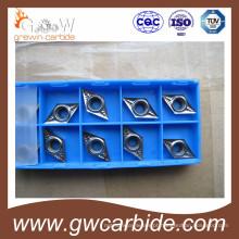 Insertos Indexáveis de Carbide CNC para Alumínio