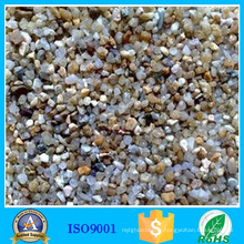 Quartz sable filtre réservoir cylindre sable silice