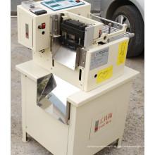 Máquina de corte automática de gancho para gancho e fita de loop