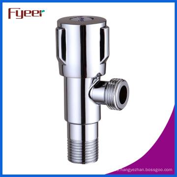 Válvula de ángulo de acero inoxidable Fyeer (FY16080)