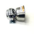 12V 24V CE EMC Audio Siren Horn Amplifier Stainless Steel Speaker 100W