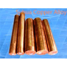 Barres en cuivre de zirconium au chrome (C18150)