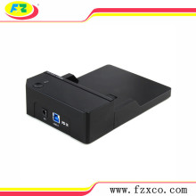 2.5/3.5 SATA Horizontal HDD Docking Station Enclosure