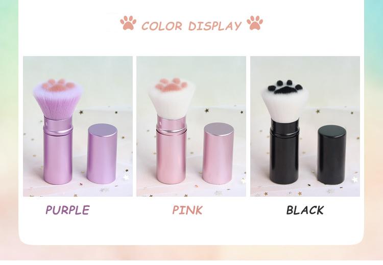 Cute Cat Paw Foundation Blush 3