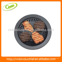 Parrilla de acero al carbono