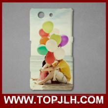 Etui de téléphone Mobile 3D Sublimation en plastique pour Sony Xperia Z4 Mini