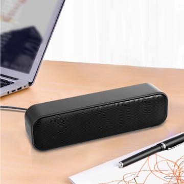 Alto-falante externo de computador USB para computador de mesa