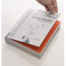 Cuaderno de libro de tapa dura Libro de cuaderno de cuaderno de libro infantil
