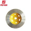 Diamond Continuous Rim Cup Wheel For stone grainte