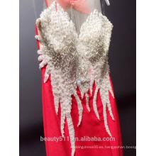 Nuevo vestido atractivo pw152 del baile de fin de curso del vestido de noche