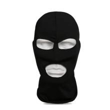 Militärische Airsoft Jagd taktischen Leiter Motorhaube 3 Loch Kopf Gesicht Maske Schutz