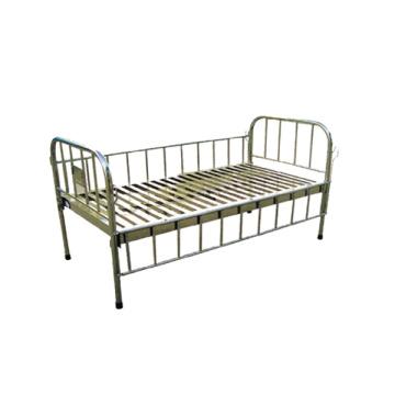 Hecho en Shanghai Toda la cama plana del acero inoxidable para los niños