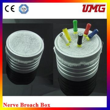 Burs Box Block Holder (limpa arquivos) Dental Instrument