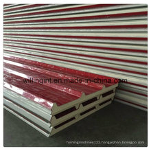 Insulated Polyurethane Sandwich Panel Lowes Cheap Wall Paneling