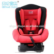 Siège d'auto pour bébé / siège d'auto pour groupe 0 + 1 (0-18kgs)