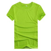2016 Polyester Kurzarm O Hals Custom T-Shirt für Männer
