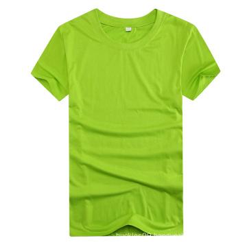 2016 Polyester Short Sleeve O Neck Custom T Shirt for Men