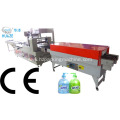 Shrink wrapping machine for many industry as stationery, food, cosmetic, pharmaceutical,etc
