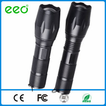 1.5w aluminum light rechargeable led torch