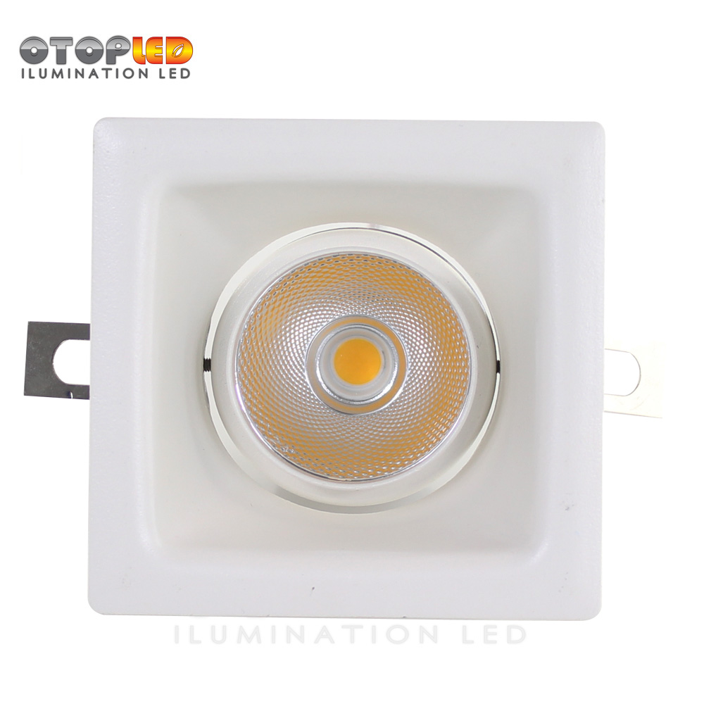 led down light recessed
