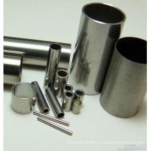 Dirija a tubulação de aço feita sob encomenda da precisão por atacado da fábrica, tubulação de aço da solda, tubulação de aço inoxidável