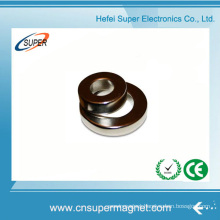 Industrial Strong Neodymium Ring Magnet