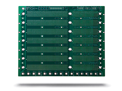 16 Layer Multilayer Radio Frequency PCB