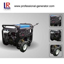 Dual Voltage Portable 7kVA Benzin Digital Inverter Generator