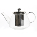 28.5oz Glass Teapot with Removable Infuser