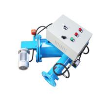 Автоматический чистящий фильтр для щеточной фильтрации 100/200 микрон