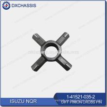 Pin cruzado de piñón diferencial NQR 700P genuino 1-41521-035-2