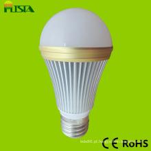 Luz de lâmpadas de LED E27 3W com 2 anos de garantia